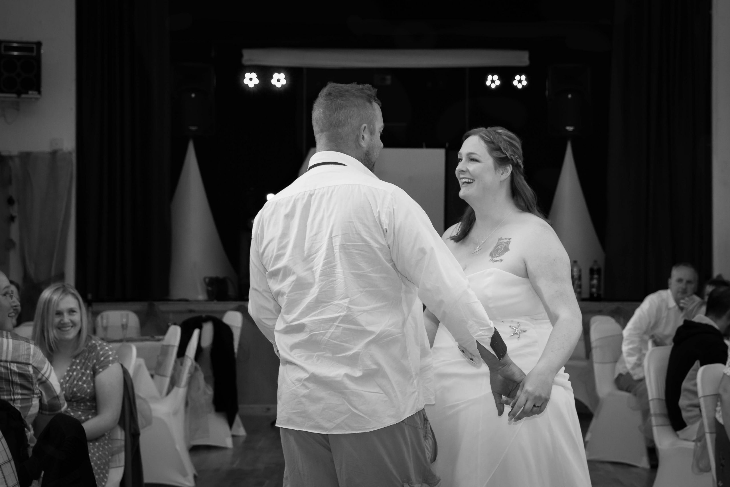 Why have a choreographed first dance?