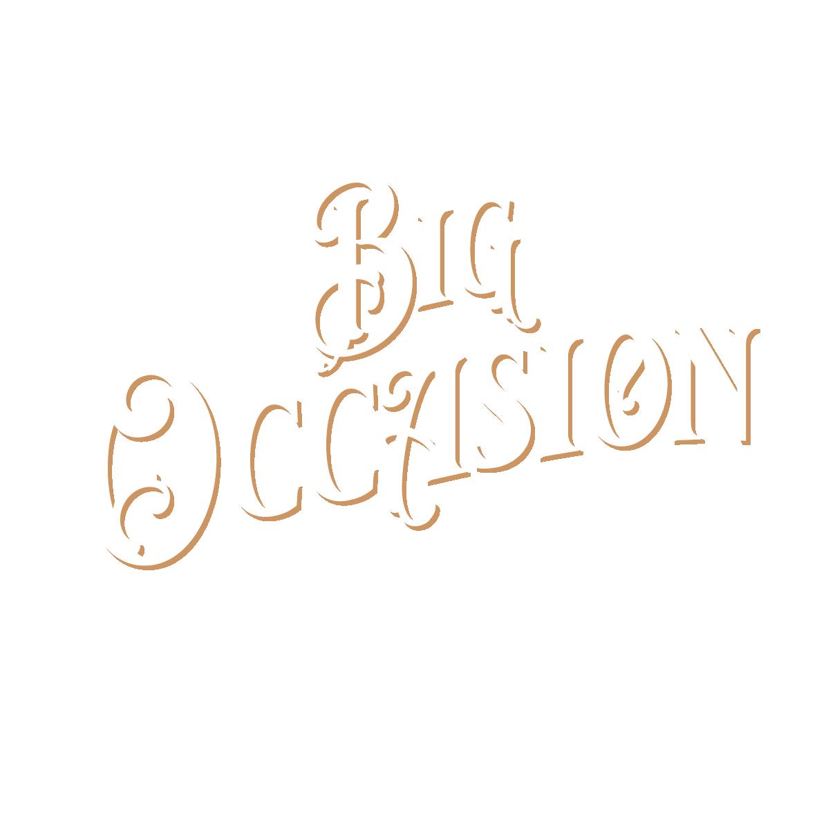 Big Occasion Dance