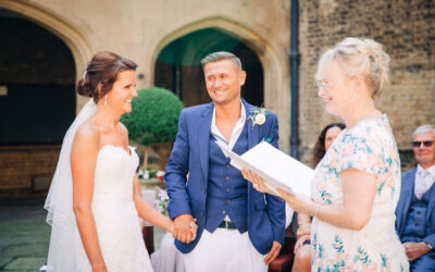 Finding and Booking a Wedding Celebrant – A how to guide